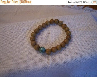 ON SALE Tiger Jasper with Turquoise-3
