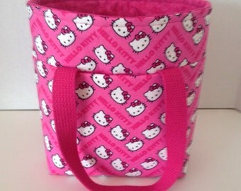 Hello Kitty in Pink! Tote Bag