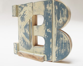 Industrial Letters Wall Hanging Wooden Letters Aindustrial Letterswall Hanging