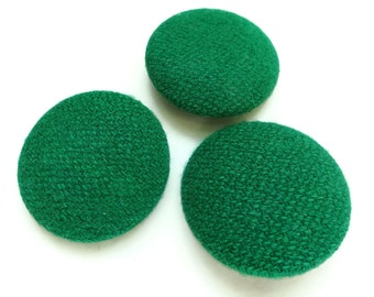 Wool Vintage Coat Buttons