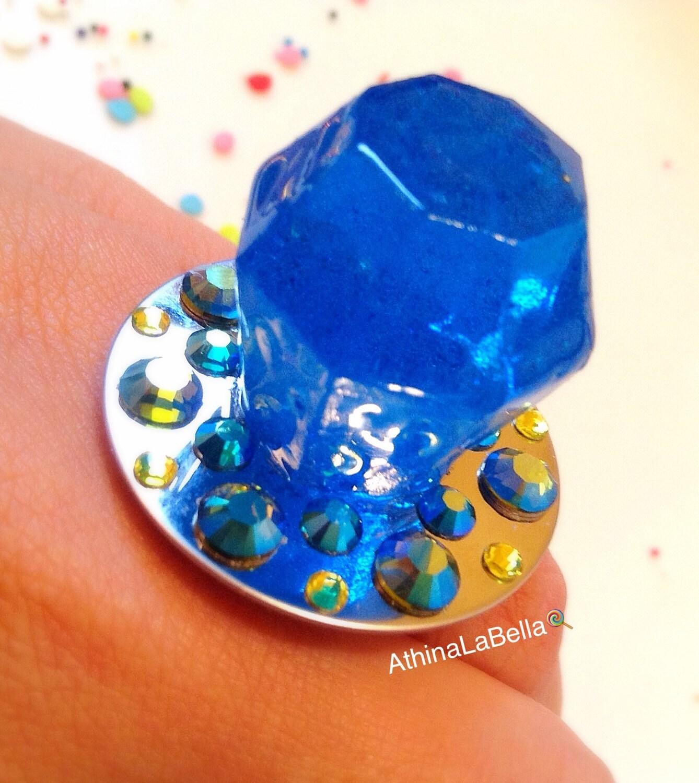 ring pop ring pop ring jewelry resin jewelry resin