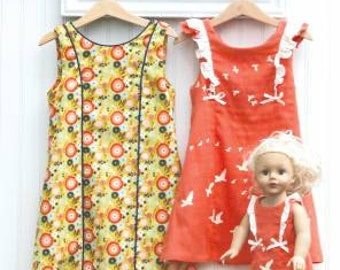 Skipper Olive Ann Designs Pattern Sizes 2-8