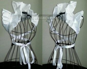 Wedding Cosplay Small Collar Bolero Shrug Emo Burlesque Manga Costume