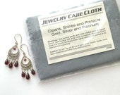 Large Polishing Cloth for your Sterling Silver, Gemstone and Gold Jewelry