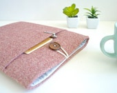 """iPad Pro Case 9.7"""" iPad Pro Sleeve 12.9"""" iPad Pro Case iPad Pro Cover - Rust"""