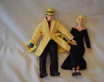 Dick Tracy Dolls