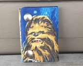 Star Wars Chewbacca 3 Fold Chain Wallet Recycled