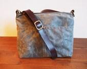 Custom Cross Body Bag for Kwittliff