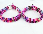 Peruvian Manto Friendship Bracelets