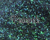 NEW Loose Cosmetic Glitter 'Peacock'