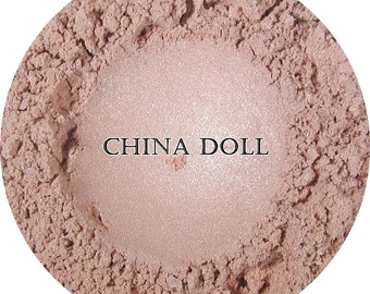 Loose Mineral Eyeshadow-China Doll