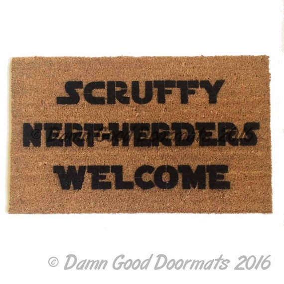 100 geeky doormats geeky custom doormats that shows off your custom door mat humor ideas - Geeky doormats ...