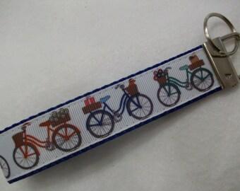 Bicycle Key Wristlet