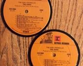 Kinks Coaster Set (2)