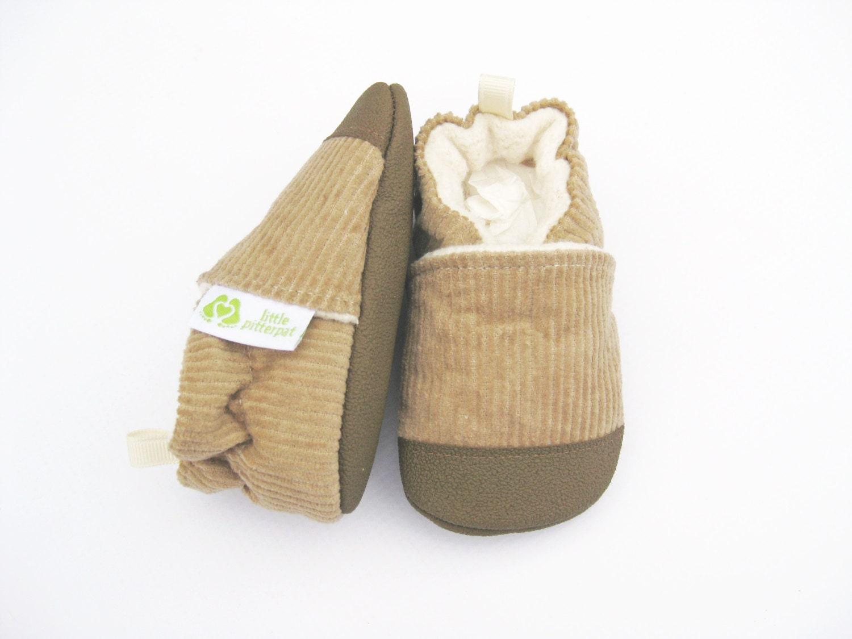 classic vegan farm house loafers non slip soft sole baby
