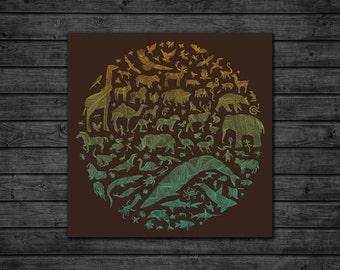 Kingdom: Night Art Print