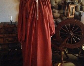 Medieval Renaissance Chemise Dress