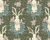 Art Gallery - Forest Floor Collection by Bonnie Christine - Into the Thicket in Dusk