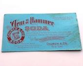 Arm and Hammer Ephemera 1906