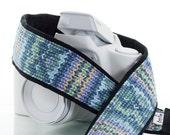 dSLR Camera Strap, Faux Knit, SLR, Mirrorless, Canon, Nikon, Pentax, Sony, Minolta, Replacement Neck Strap, Photography, 20