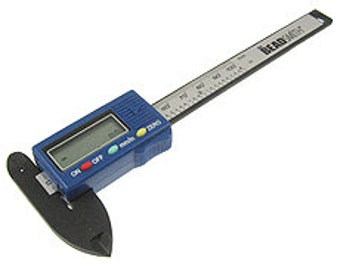 Digital Caliper, Ideal For Measuring Beads, The BeadSmith Tools