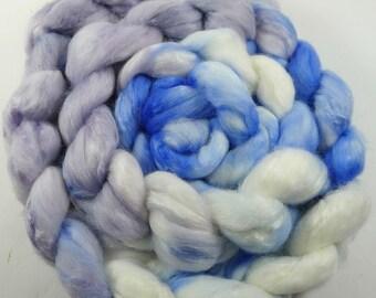 70/30 Merino Silk Roving 4oz OOK #8