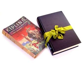 Kipling A Selection of His Stories and Poems, Vintage Rudyard Kipling Book, Kim by Rudyard Kipling, Puck of Pook's Hill By Rudyard Kipling