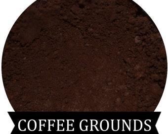 Dark Brown  Matte Eyeshadow COFFEE GROUNDS