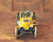 Miniature Toy Car - Tootsie Toy Chippy 1907 Stanley Steamer Classic Series 24 Chicago USA as is