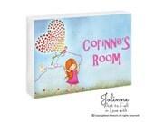 kids personalized gifts, door sign custom, kids door signs, art for girls room, custom name, nursery decor girl, kids door plaque, baby gift