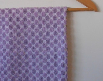 coinspot in lavender...vintage Tara bath towel