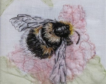Heath Bumblebee artwork