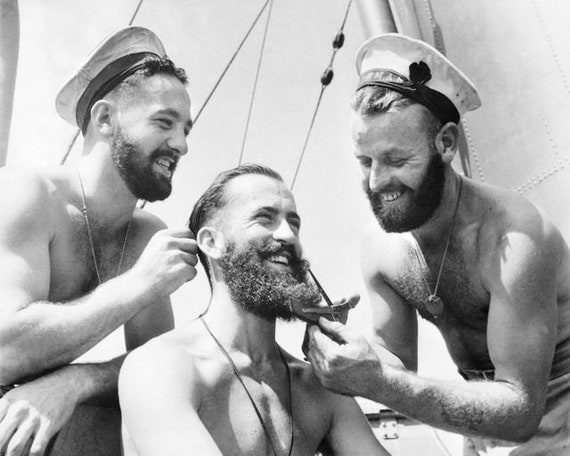 Male sex in navy