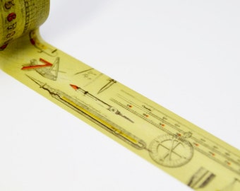 Limited Edition mt Japanese Washi Masking Tape Vol.3 - Measurements 20mm wide for scrapbooking, packaging