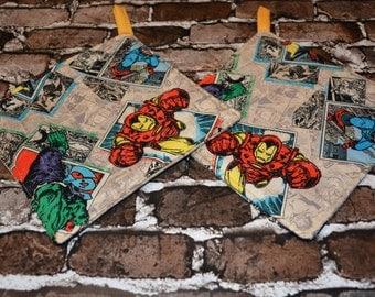 Marvel Avenger Pot Holder - Set