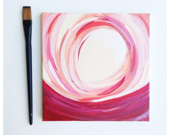 "12x12 Painting ""Stella"""