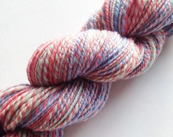 Handspun Merino - Caths Delight Handspun Yarn - Merino Wool - Handspun Yarn UK