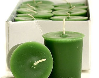 Handmade in Maine, Candles, DOMESTIC SHIPPING INCLUDED, Maine Woods, Votive Candles, Housewarming Gifts,