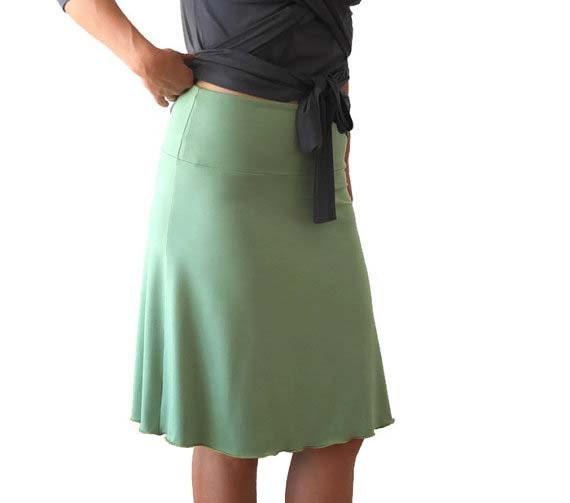 aline skirt classic skirt maxi skirt knee length