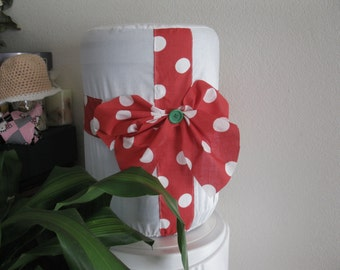 Home Decor Water Bottle Cover-Water Dispenser- Cooler Cover- 5 Gallon standard Size