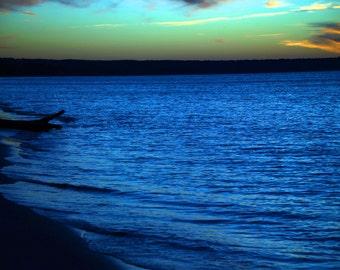 Fine Art Photo Lake Superior, Brimley Michigan (IDMIB133)