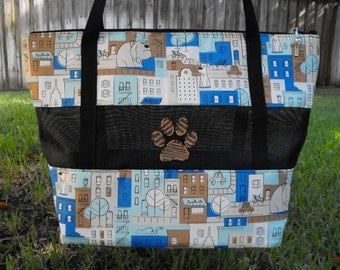 "Pet Carrier-Out and About- ""READY TO SHIP"""