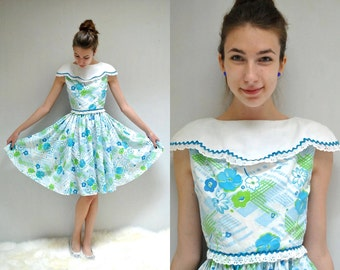 Square Dance Dress  //  Tea Party Dress  //  THE BANDARA