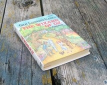 Vintage book The Wizard of Oz by L. Frank Baum 1989 Great Illustrated Classics