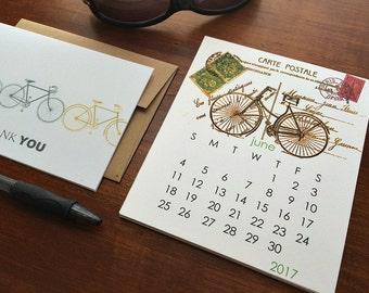 2017 REFILL Desk Calendar - Seasonal