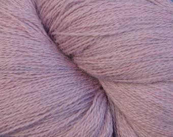 Mallows  Merino/Alpaca/Silk Cobweb Lace Yarn.