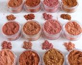 Blush - Mineral Makeup - Makeup Sample -  Organic Makeup - Cheek Color