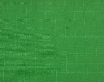Kelly Green Ripstop Nylon Fabric