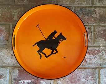 Polo Player Tray