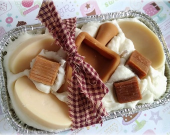 Caramel Apple Bakery Flour Scoop Candle
